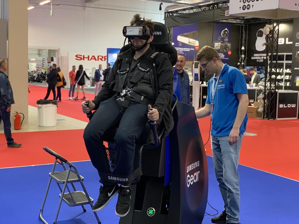 electronics show 2019 wirtualna rzeczywistość