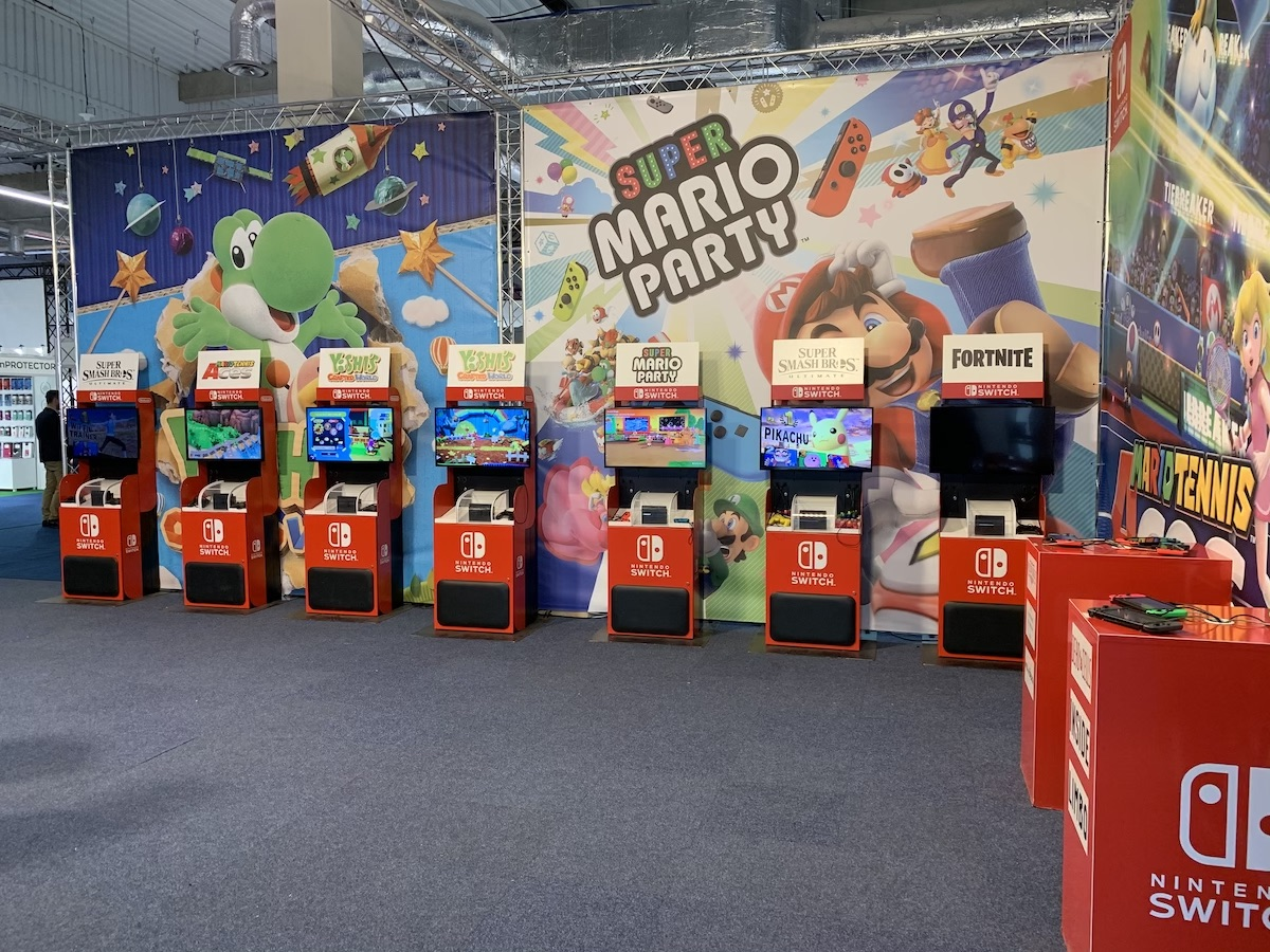 electronics show nintendo switch 14