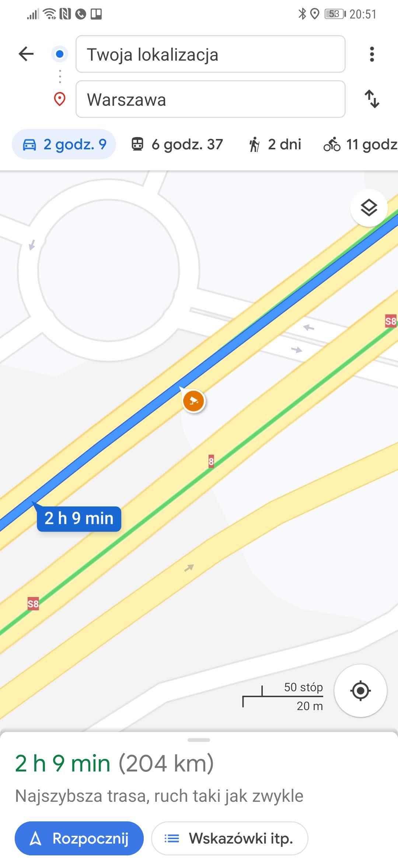 Fotoradary są już dostępne w Mapach Google