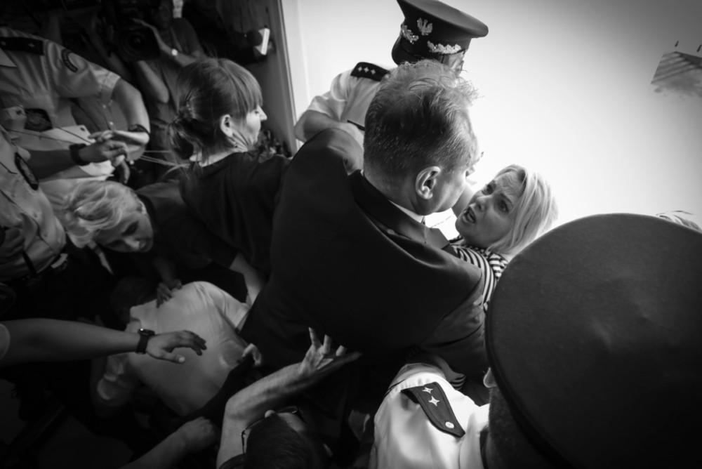 """Zdjęcie Roku w Grand Press Photo 2018, fot. Sławomir Kamiński """"Gazeta Wyborcza"""""""