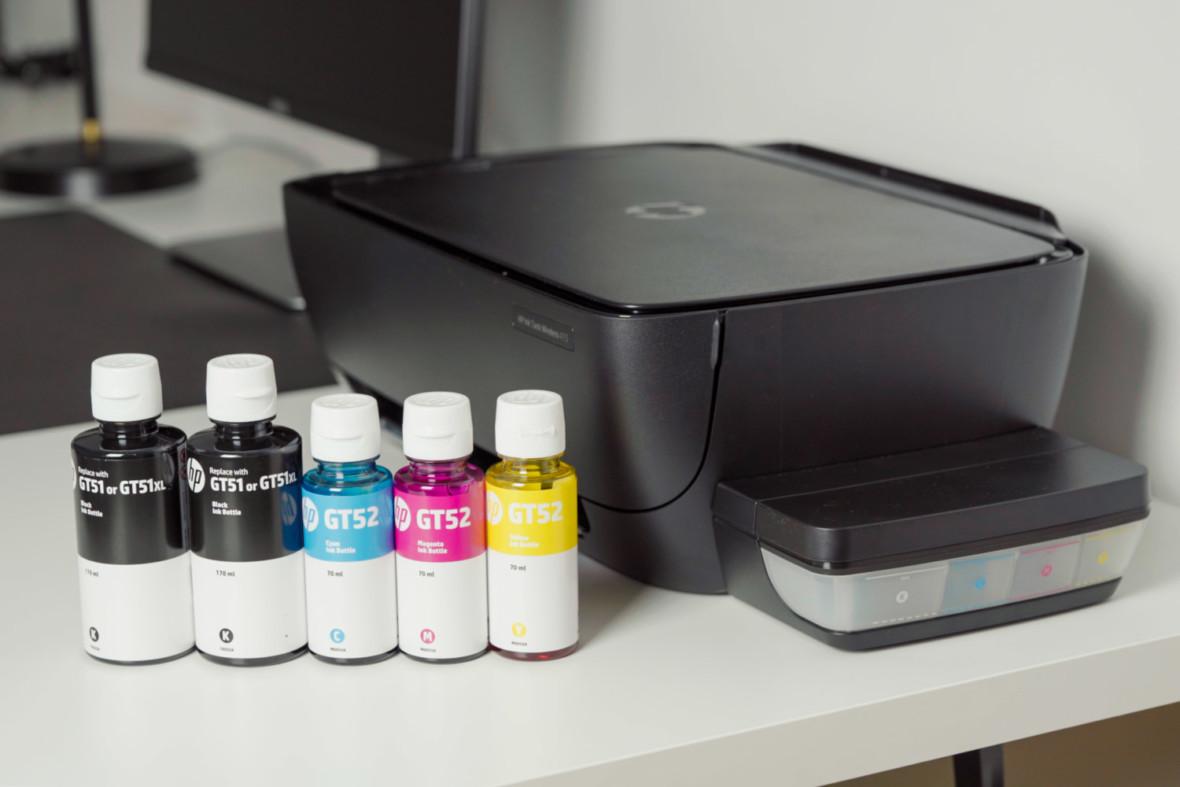 HP Ink Tank Wireless 415 to urządzenie wielofunkcyjne skrojone na miarę domowych potrzeb