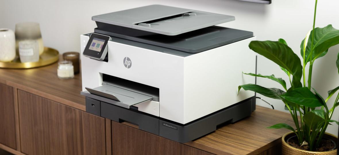 Rozmawiałem na Messengerze z drukarką. HP OfficeJet Pro 9023 to mnóstwo nowatorskich rozwiązań
