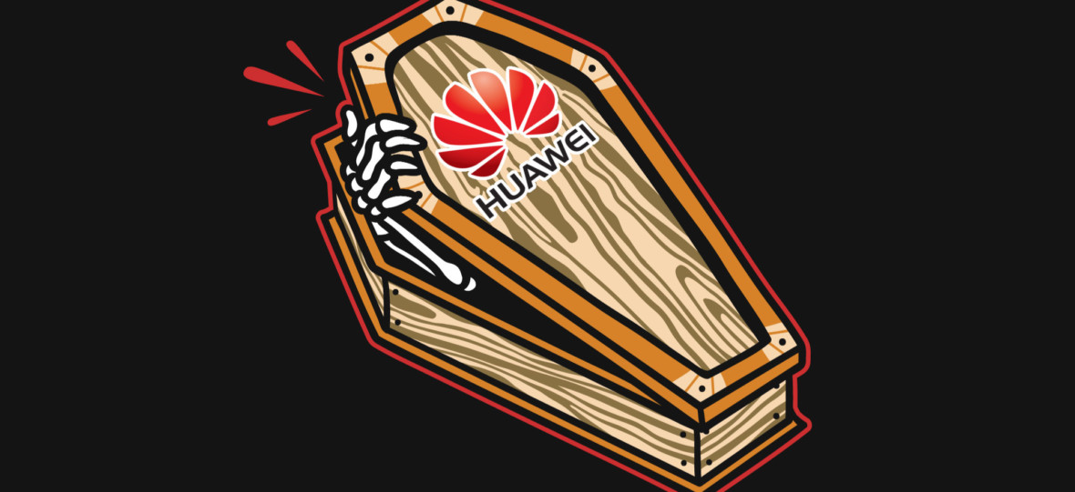 To jest gwóźdź do chińskiej trumny: ARM zawiesza współpracę z Huaweiem