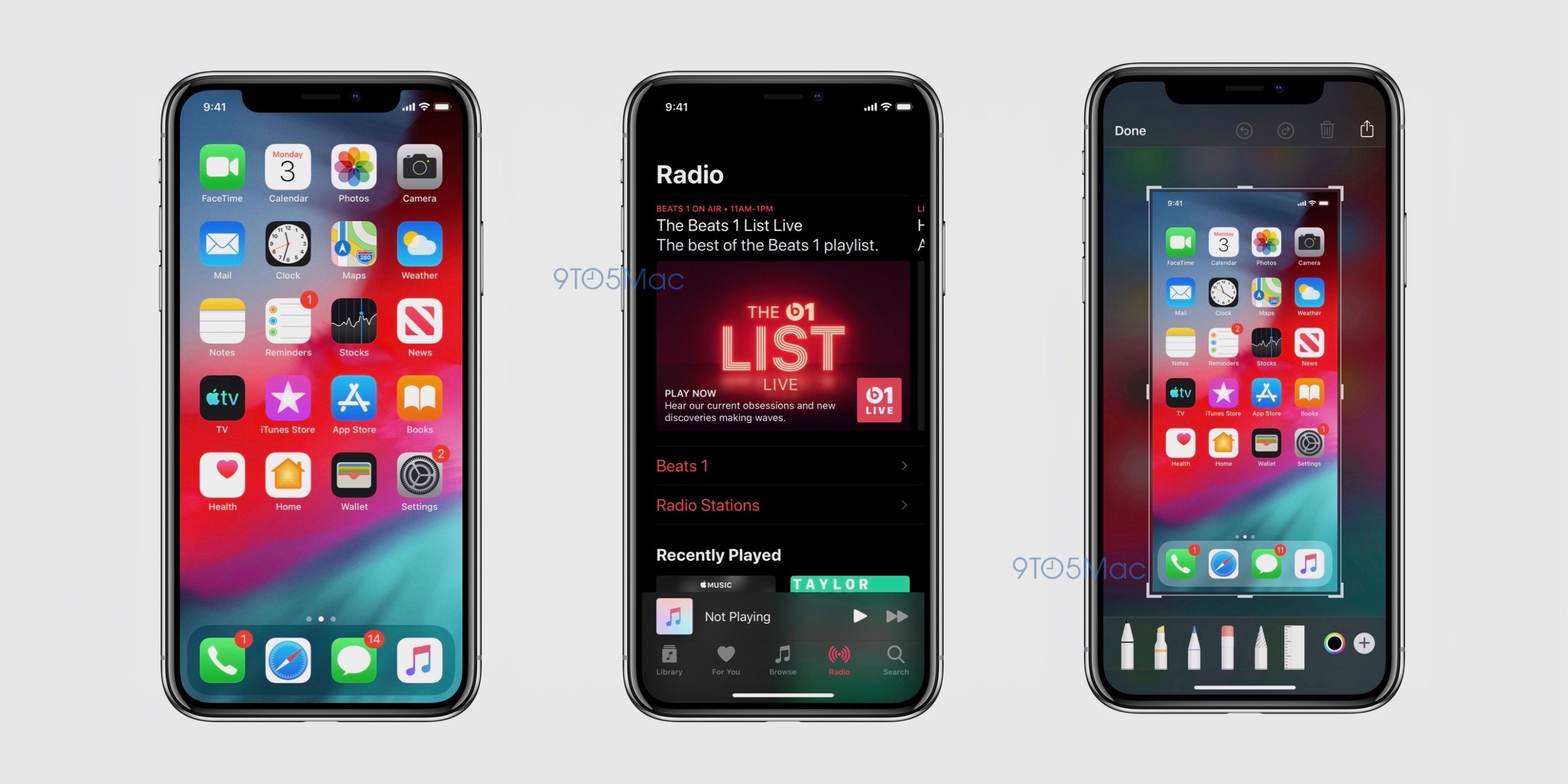 iOS 13 wwdc 2019 screenshot 3