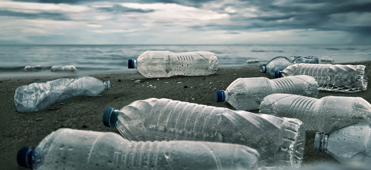 Kaucja za plastikowe butelki
