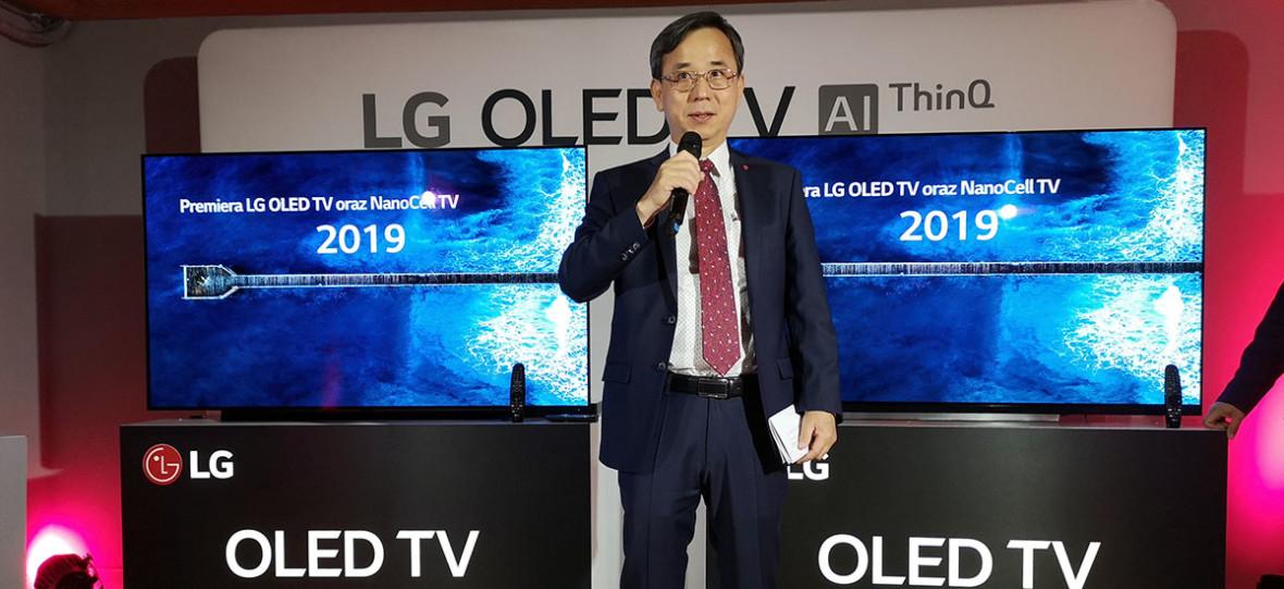 Organiczne algorytmy. Do obrazu w telewizorach LG OLED TV trafia sztuczna inteligencja