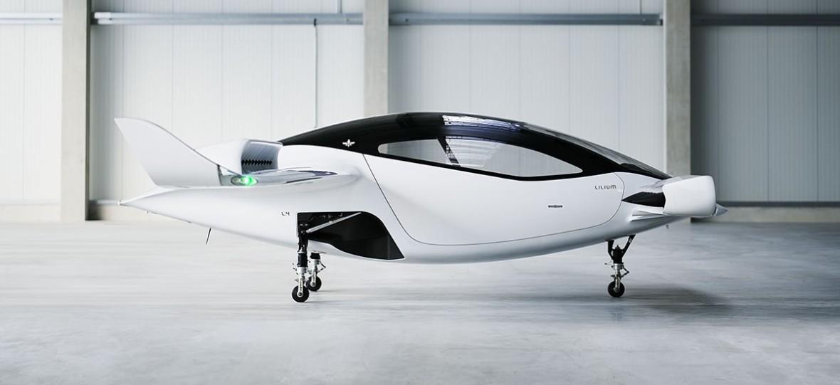 Lilium obiecuje, że do latającej taksówki wsiądziemy już za 6 lat