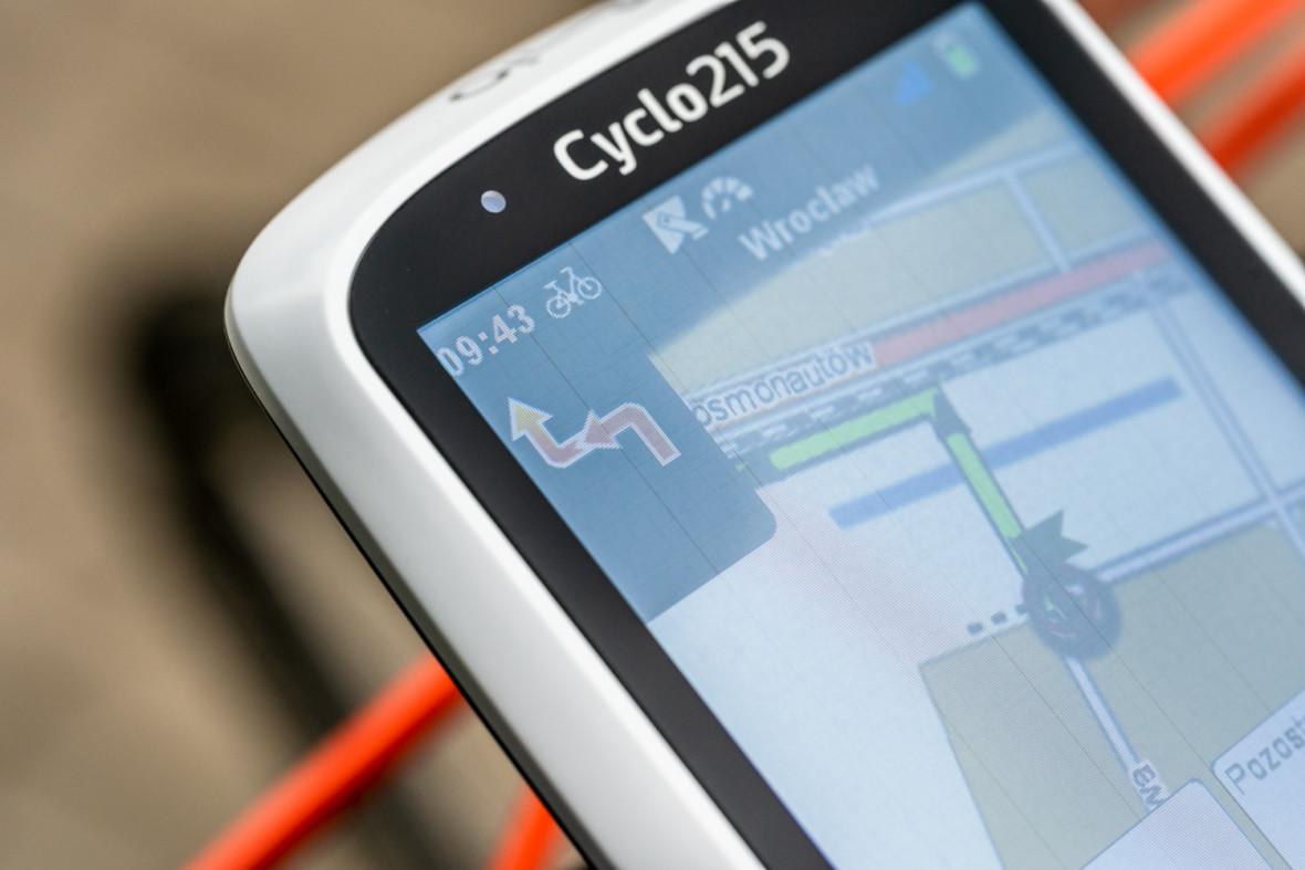 11 razy TAK i 3 razy NIE – recenzja nawigacji rowerowej Mio Cyclo 215 HC