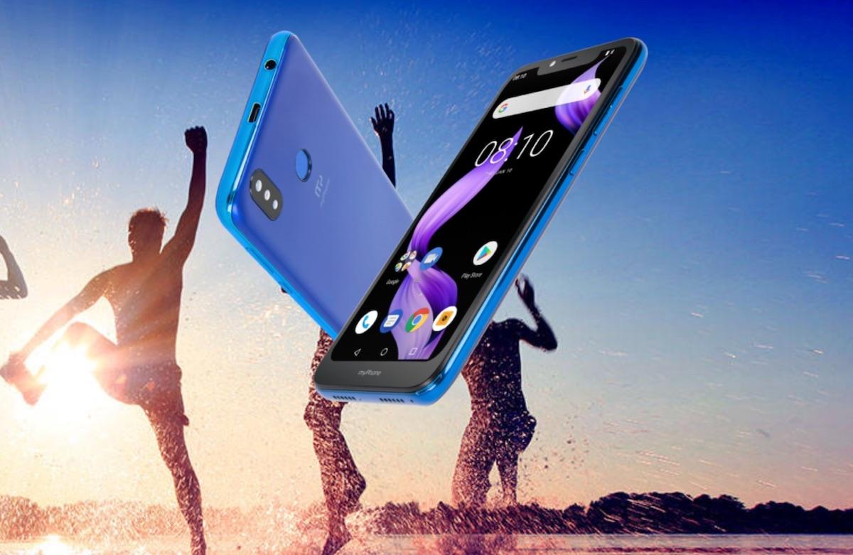 myphone prime 3 telefon dla dziecka 1