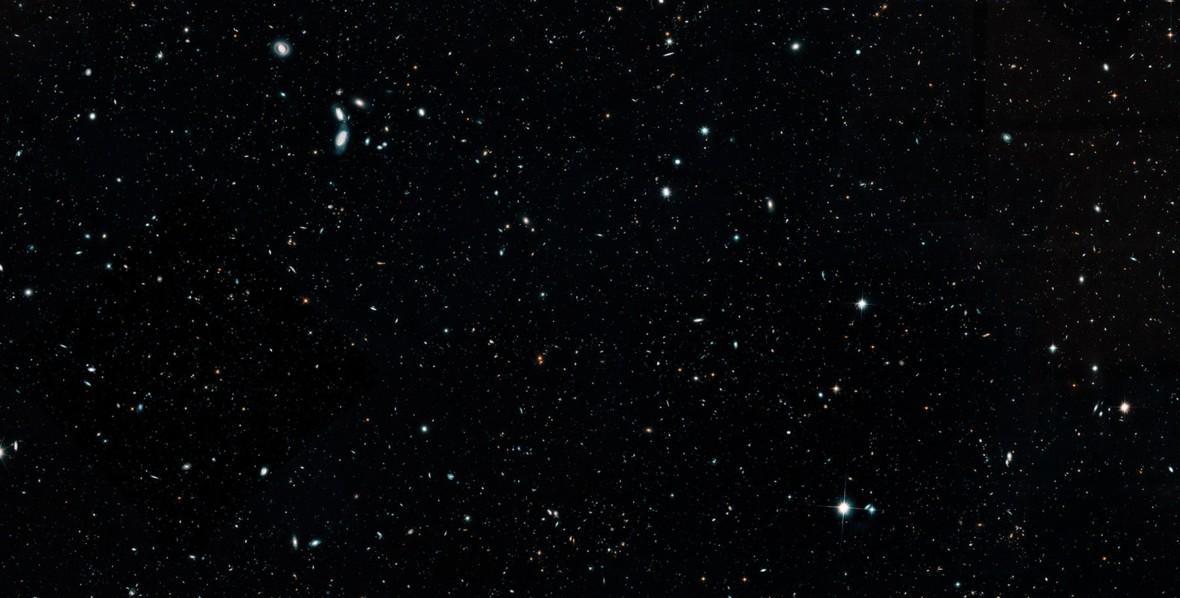 Zdjęcie dnia: NASA pokazała najbardziej szczegółowe zdjęcie wszechświata