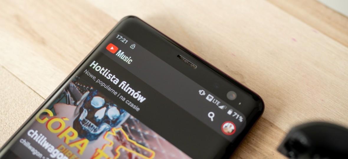 Do YouTube'a Music wrzucisz własną muzykę. Nadchodzi nowa funkcja