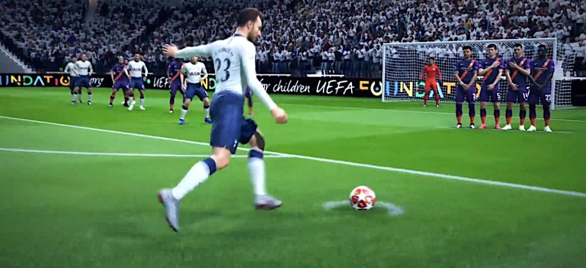 Największa nowość FIFA 20? Zdecydowanie Volta Football, czyli mała FIFA Street w wielkiej odsłonie