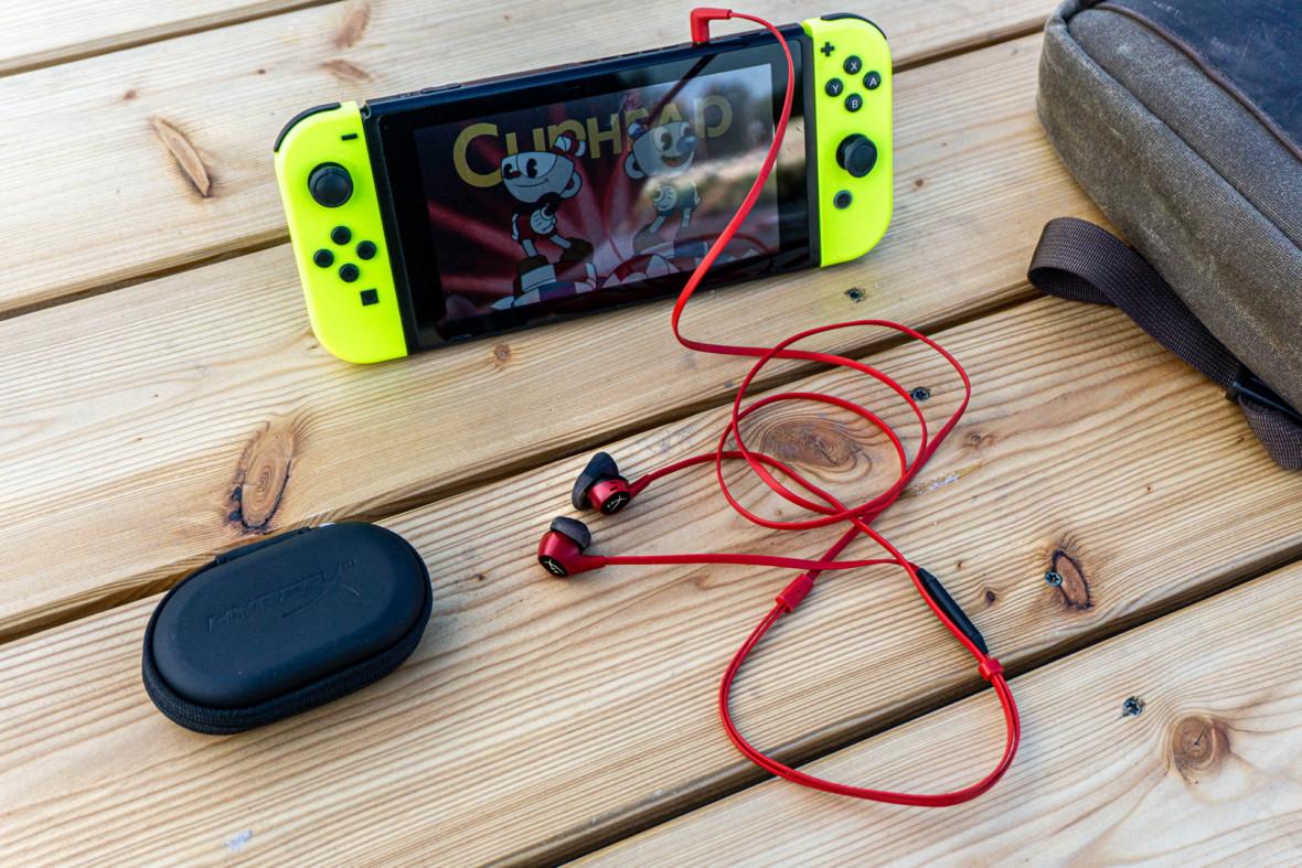 HyperX stworzył słuchawki dla Switcha. Bałem się, że HyperX Cloud Earbuds zaraz mi wypadną – recenzja