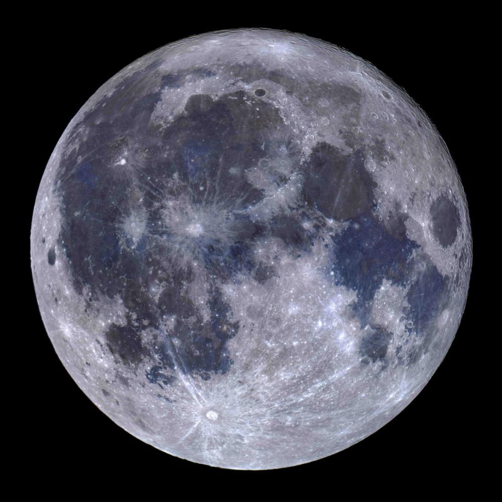 """Fot. Miguel Claro, """"A Titanium Moon"""""""