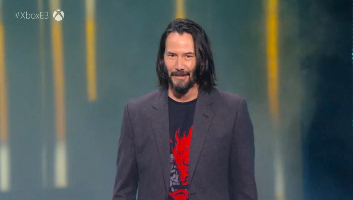 Keanu Reeves w Cyberpunk 2077! To dopiero początek E3 2019, a Polacy z CDP RED już pozamiatali