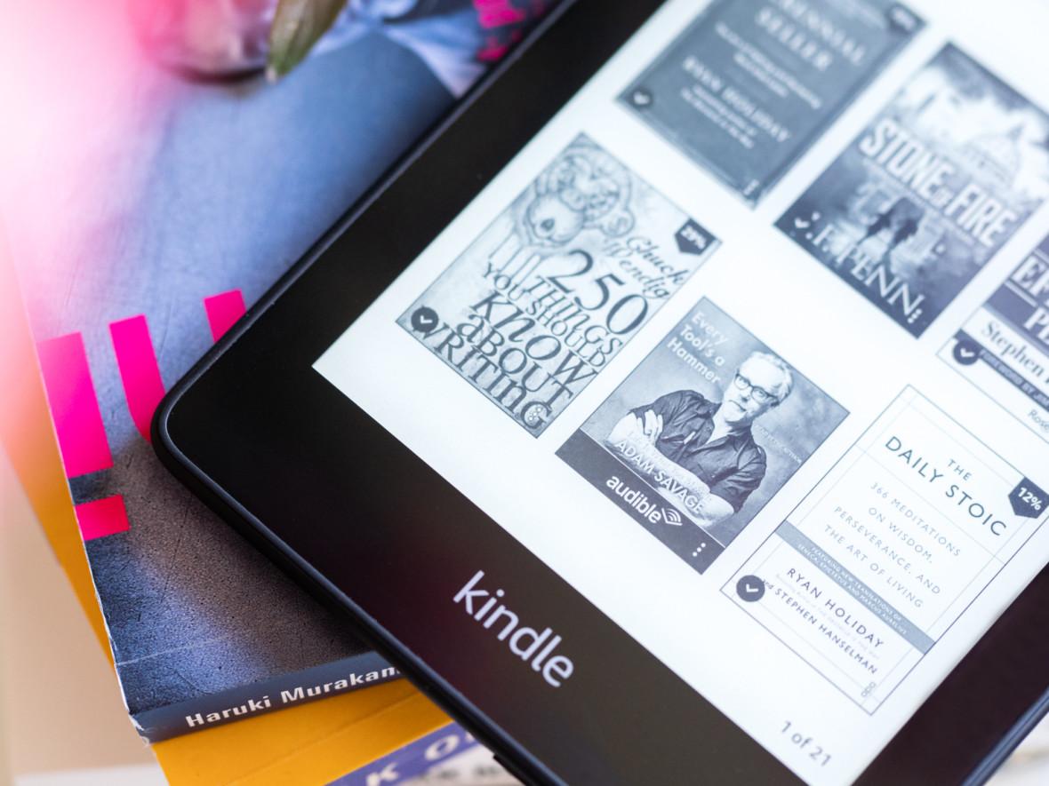Tak wygląda nowy kolorowy wyświetlacz e-ink. Na kolorowego Kindle'a bym jednak nie liczył