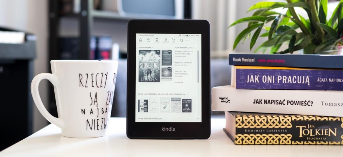 Niezmiennie na pierwszym miejscu. Miesiąc z e-czytnikiem Kindle Paperwhite 4