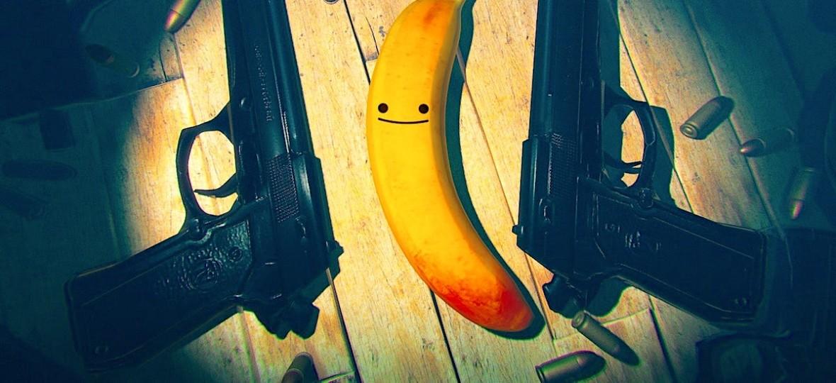 Mój przyjaciel jest bananem i szepcze, abym kogoś zabił. My Friend Pedro kandydatem na indyka roku – recenzja