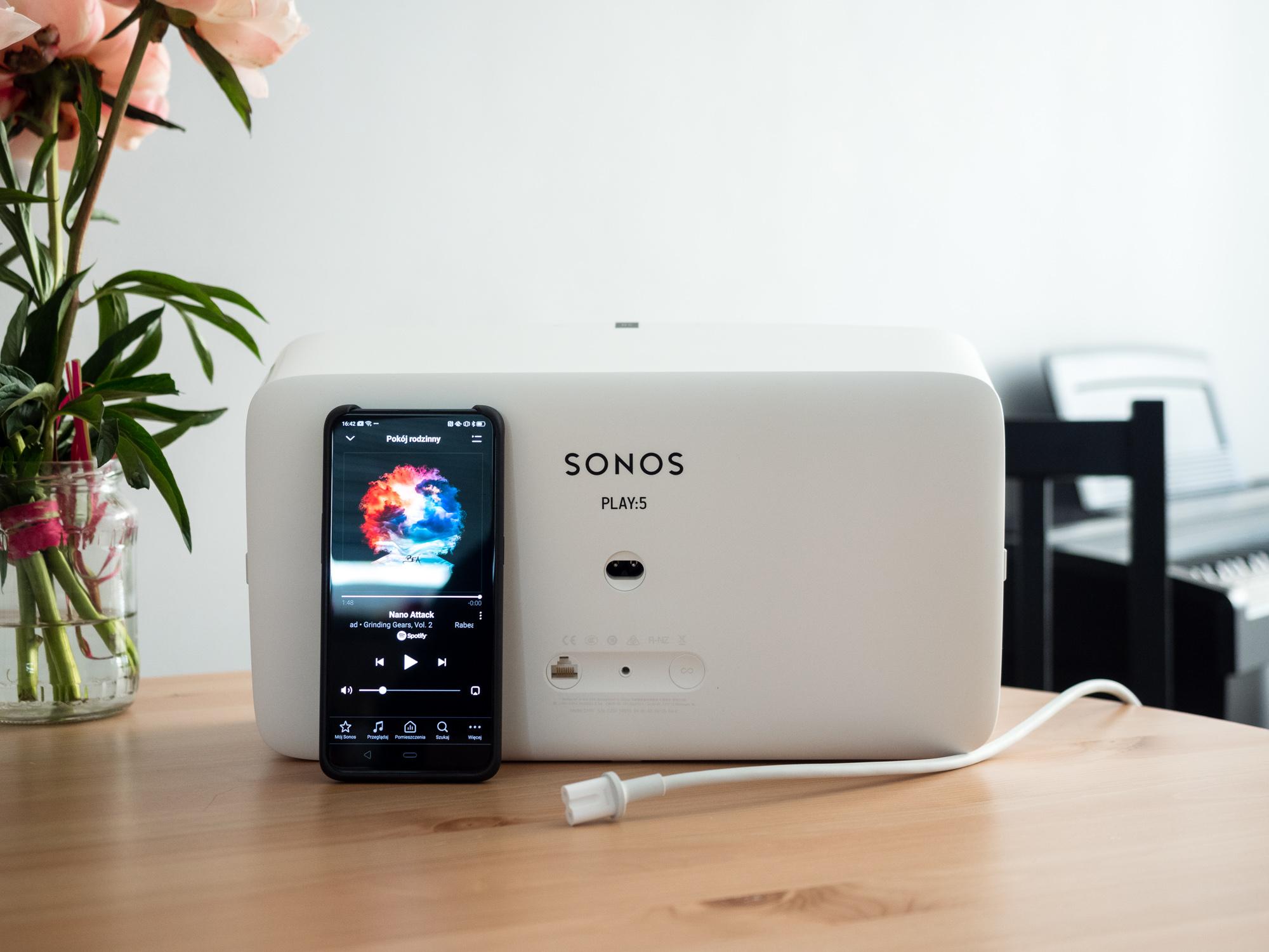 Sonos Play 5 opinie