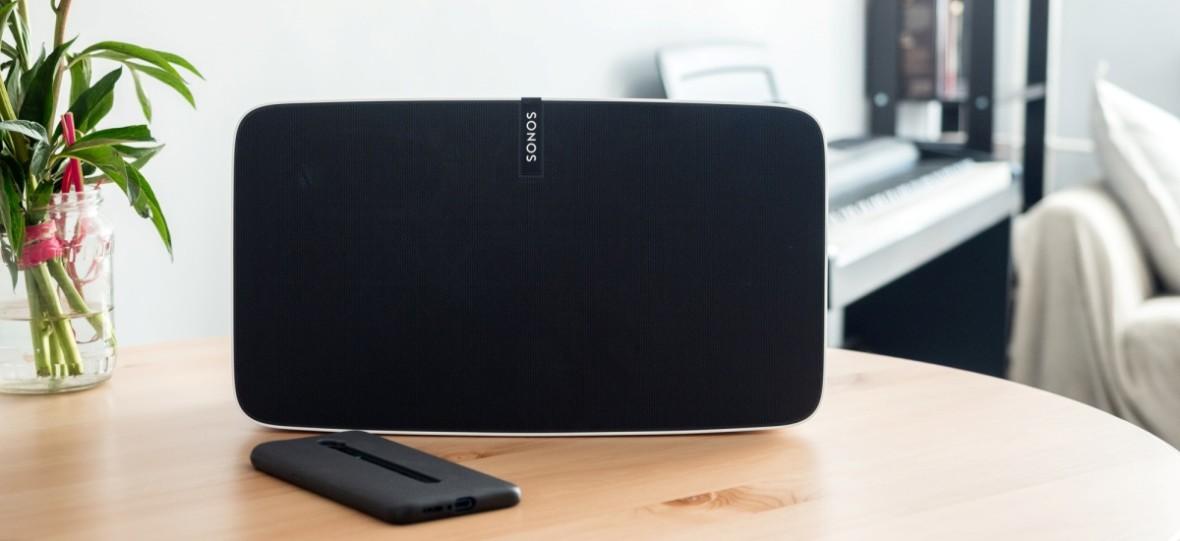 Czy warto zapłacić 2500 zł za jeden głośnik? Sonos Play:5 – recenzja