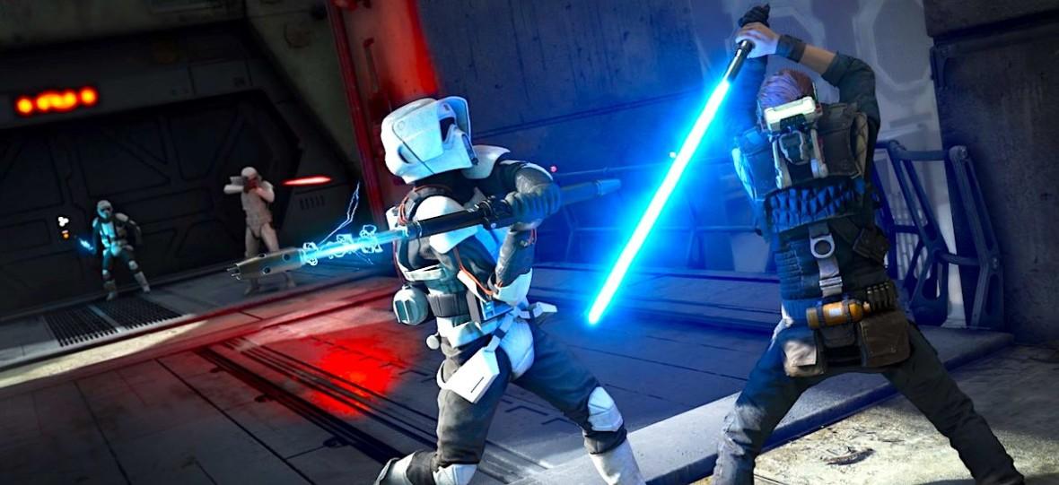 Star Wars Jedi: Fallen Order to bardziej Jedi Academy, mniej Force Unleashed. To jest świetne! Oto 15 min rozgrywki