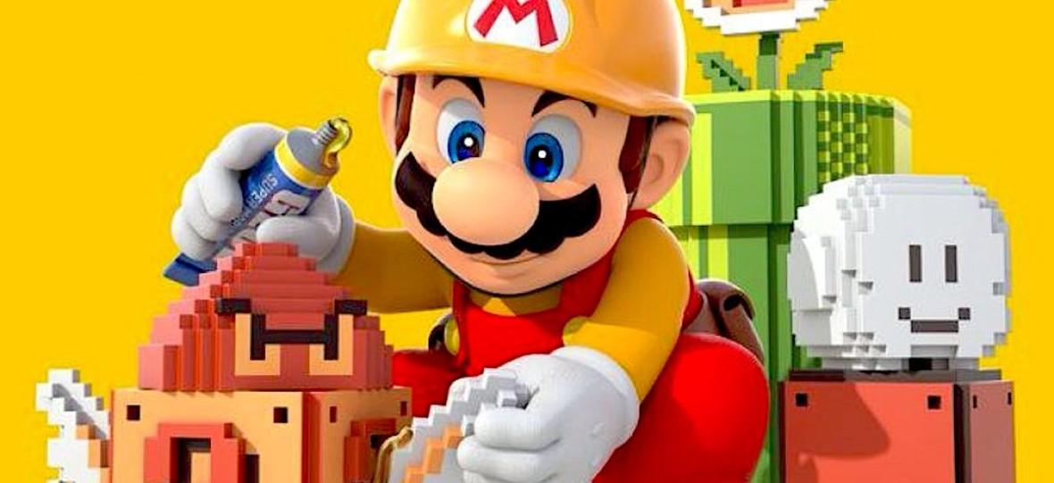 Gdyby pojawił się wcześniej, wykosiłby większość platformówek Nintendo. Super Mario Maker 2 – recenzja