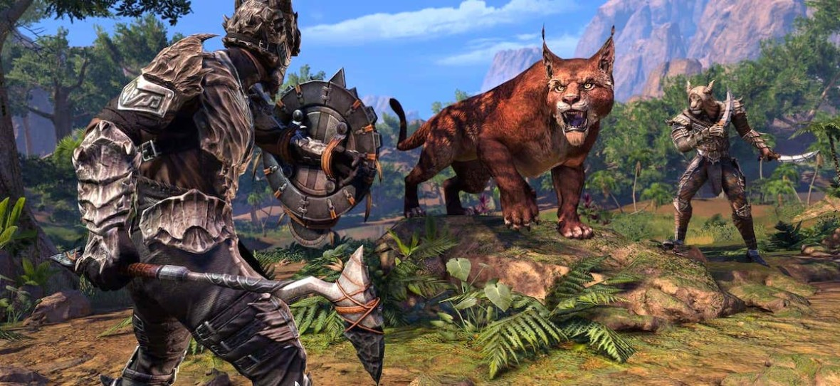 Ubiłem smoka w TES Online: Elsweyr – spowiedź cierpiącego na okropną chorobę grania w konsolowe MMORPG