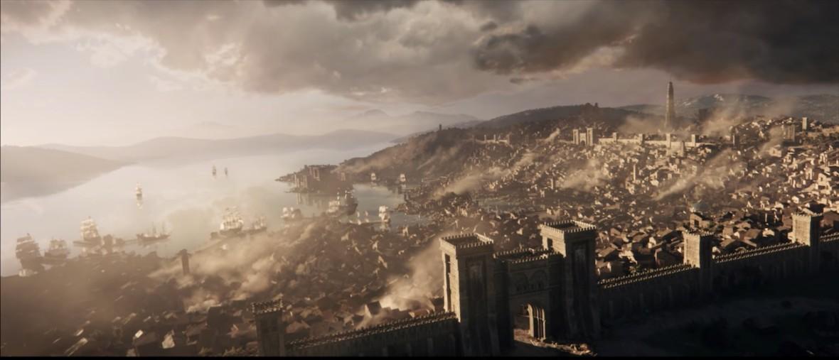Wracamy do Wrót Baldura! Po ponad 20 latach widzimy miasto na trailerze Larian Studios