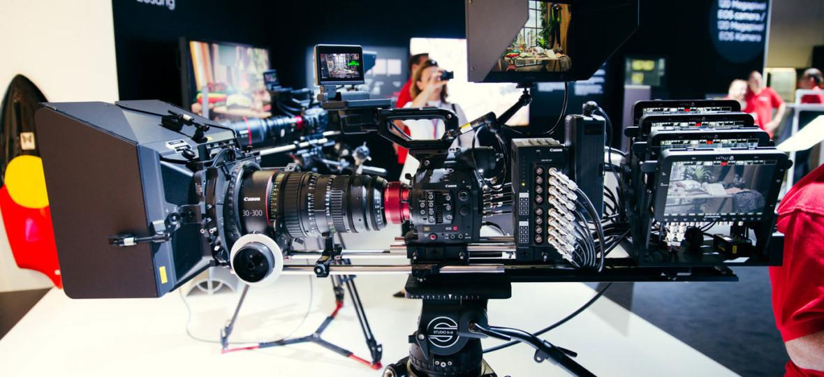 Apple skorzystał z kamery 8K Canona, której nie ma jeszcze na rynku. Przypadek? Nie sądzę