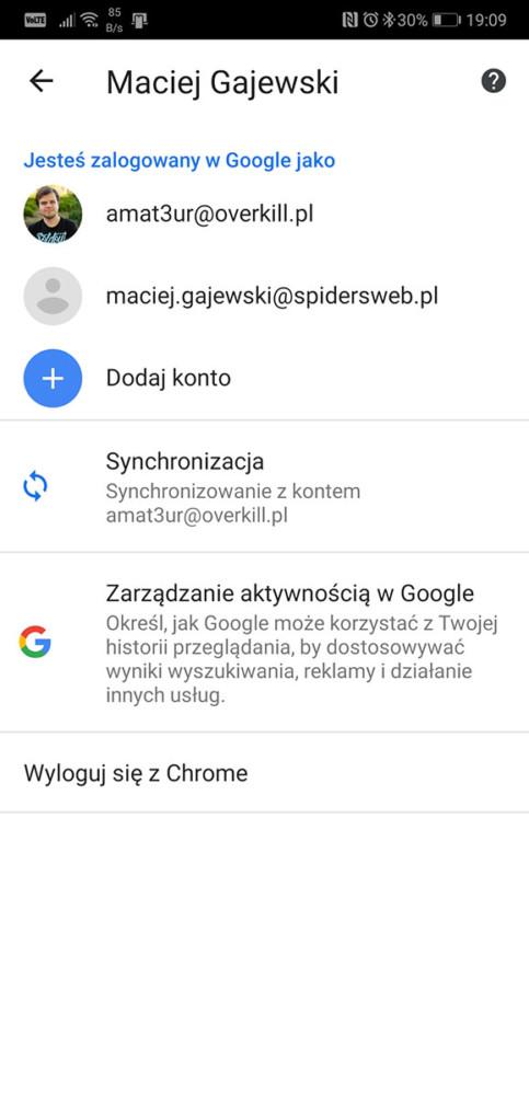 chrome android alternatywy