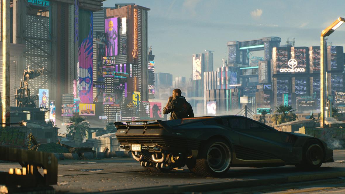Widziałem dziś godzinę rozgrywki Cyberpunk 2077. Spokojnie można robić preorder