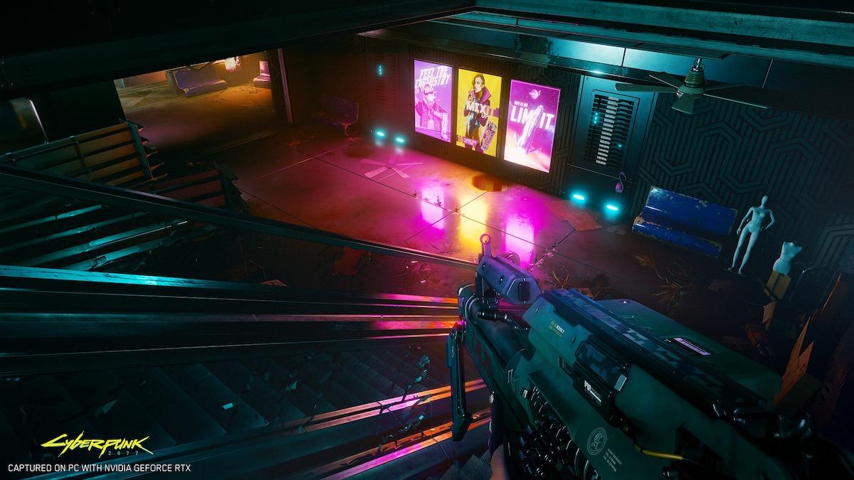 cyberpunk 2077 screenshot e3 2019 13