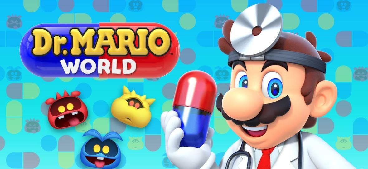 Dr. Mario World zmierza na smartfony. Nowa gra od Nintendo na Androida i iOS już w lipcu