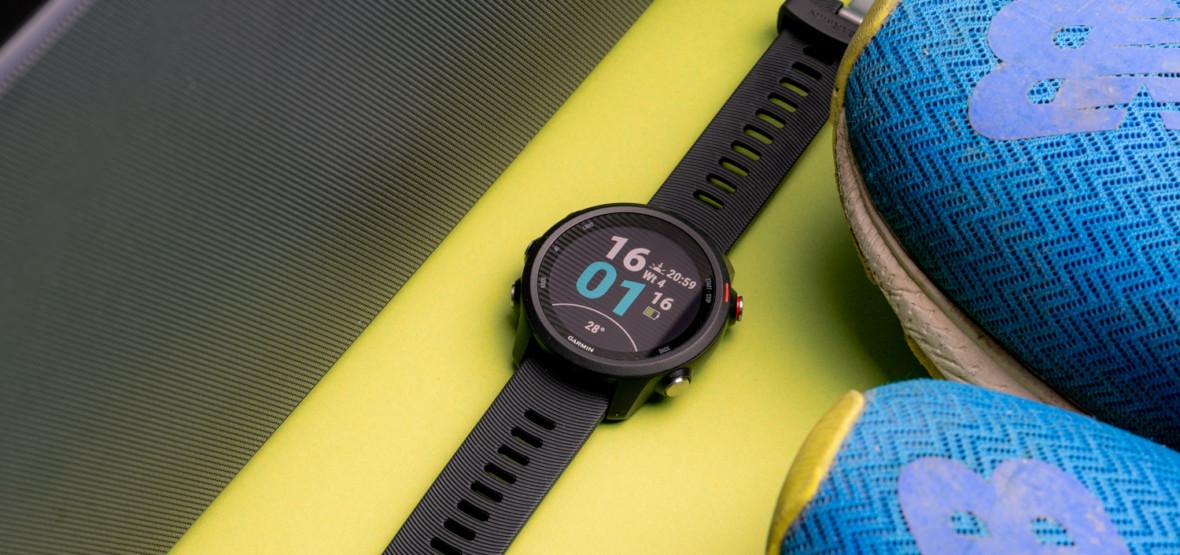 Mój nowy ulubiony zegarek do biegania. Garmin Forerunner 245 – recenzja