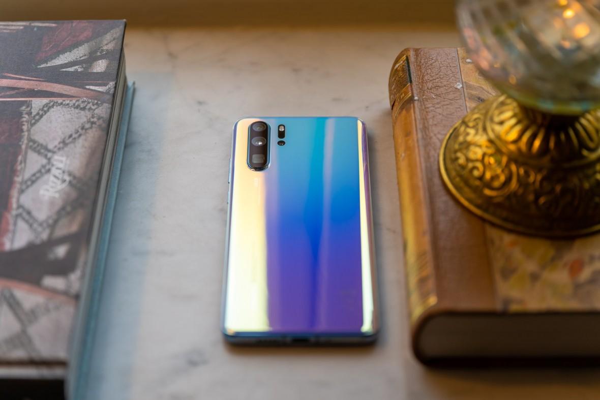 Huawei testuje smartfon z własnym systemem