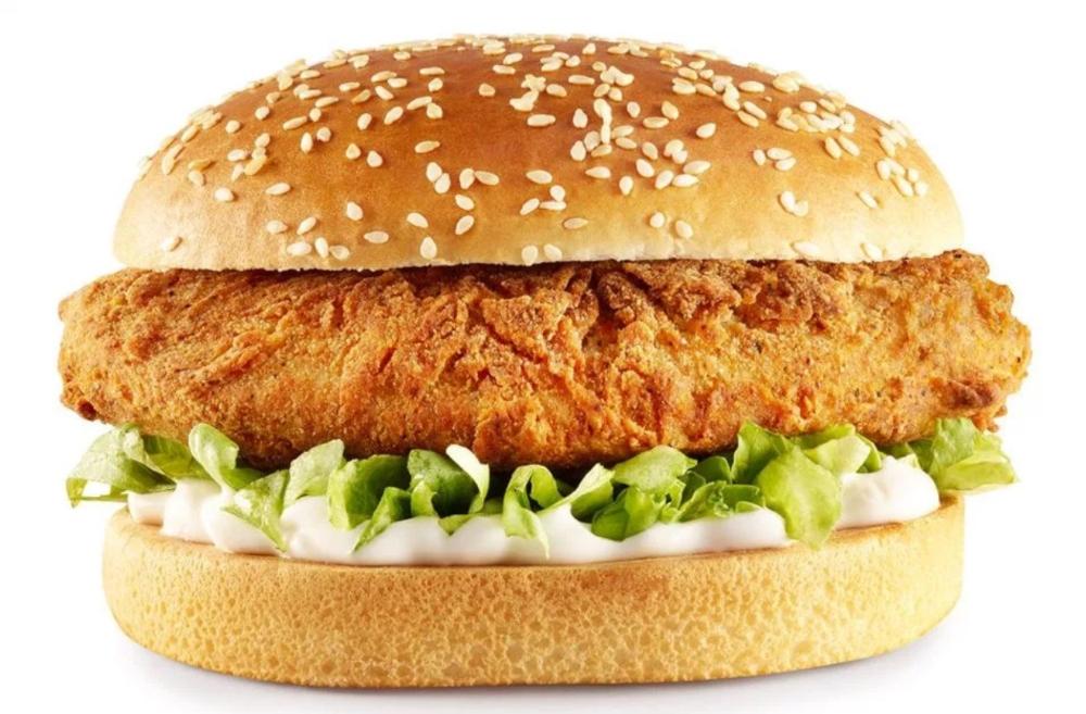 Imposter Burger - wegański burger w KFC