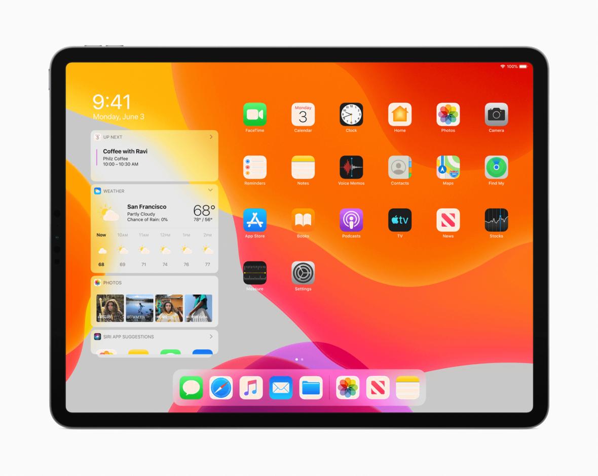 iOS na iPada to teraz iPadOS. Oto wszystkie nowości