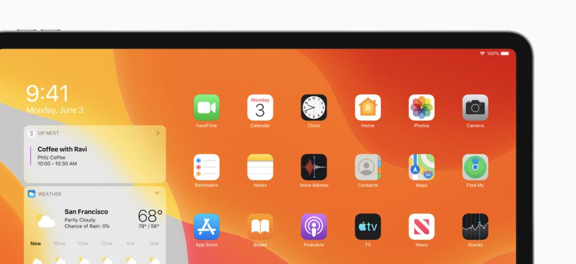 Do iPada podłączysz mysz i pendrive'a. iPadOS zamienia iPada w narzędzie do pracy