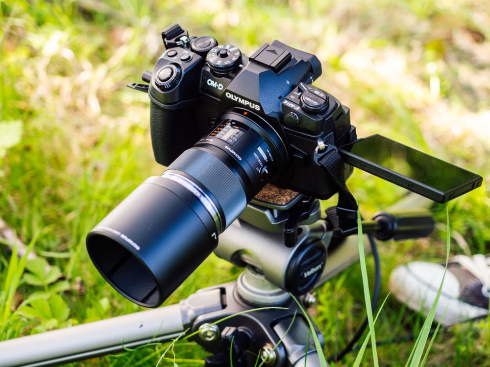 Olympus OM-D E-M1 Mark II i M.Zuiko ED 60mm F2.8. Fot. Krzysztof Basel