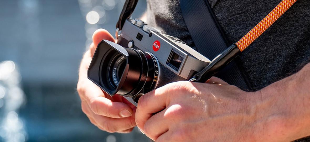 Nowa Leica M-E kosztuje prawie 20 tys. zł, ale i tak jest najtańsza w swojej klasie