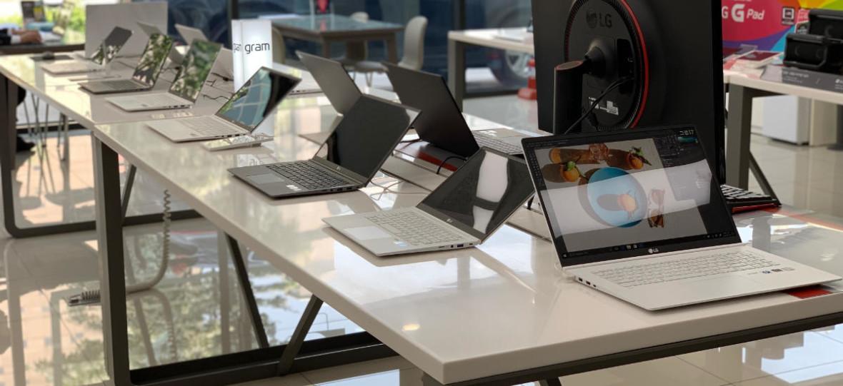 Ultralekkie notebooki LG Gram wchodzą do Polski