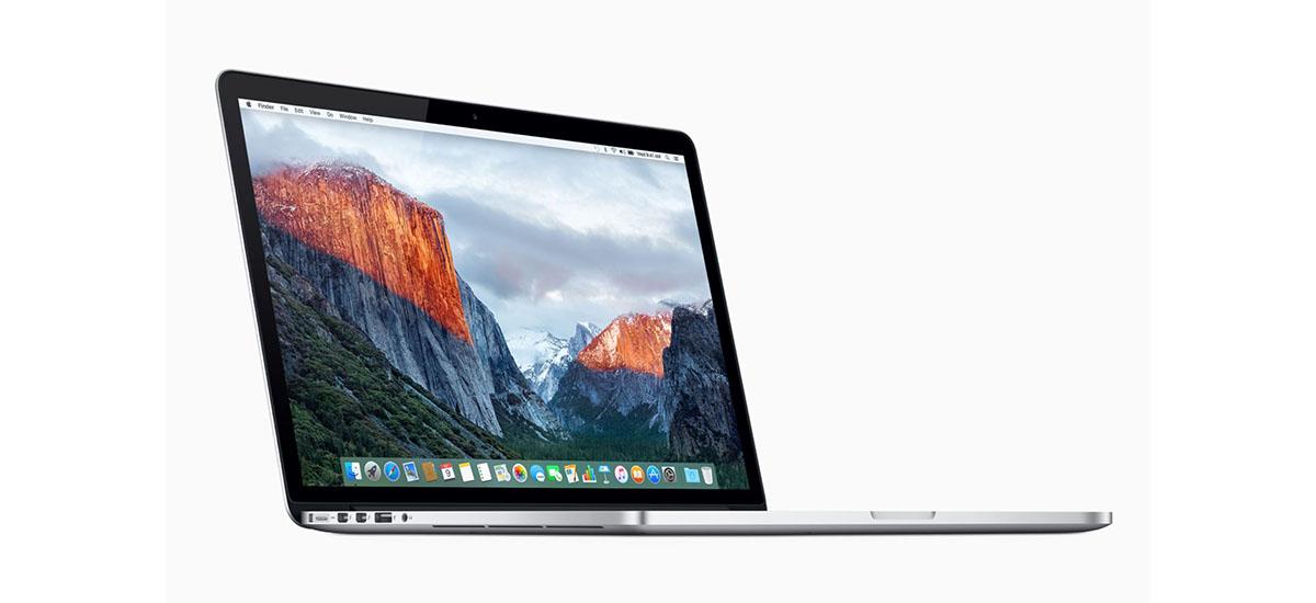 macbook pro 15 usterka