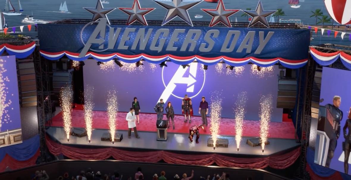 Marvel's Avengers od Square Enix na zwiastunie – mamy pierwsze informacje o grze