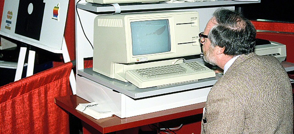 To były czasy. Kiedy pierwsze komputery Apple'a drenowały portfel w podobny sposób, jak nowy Mac Pro