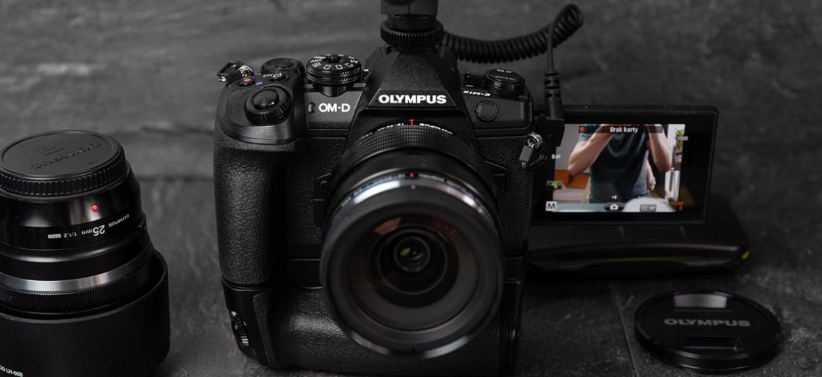 Olympus OM-D E-M1 Mark II właśnie dostał drugie życie. Firmware 3.0 daje funkcje i jakość obrazu z E-M1X