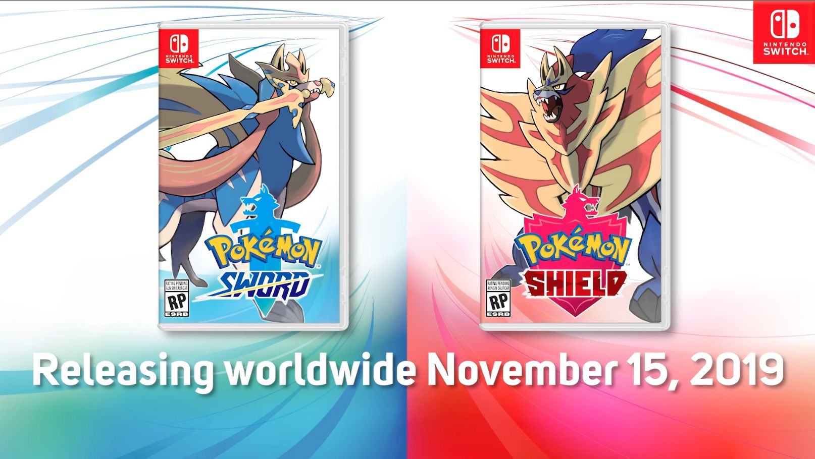 pokemon sword shield data premiery