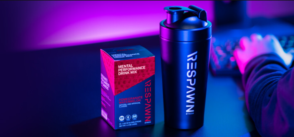 No, Razer did not do the energy for the players. Razer introduces dedicated nutrients to the world of e-sport
