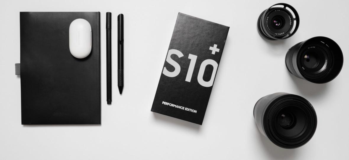 Jak zapełnić 1 TB pamięci w Samsungu Galaxy S10+ Performance Edition? Ruszamy z #1TBChallenge
