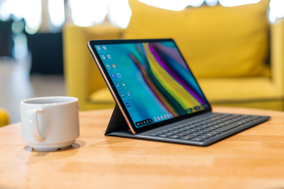 Samsung Galaxy Tab S5e to najlepszy tablet z Androidem. Spróbowałem zastąpić nim komputer