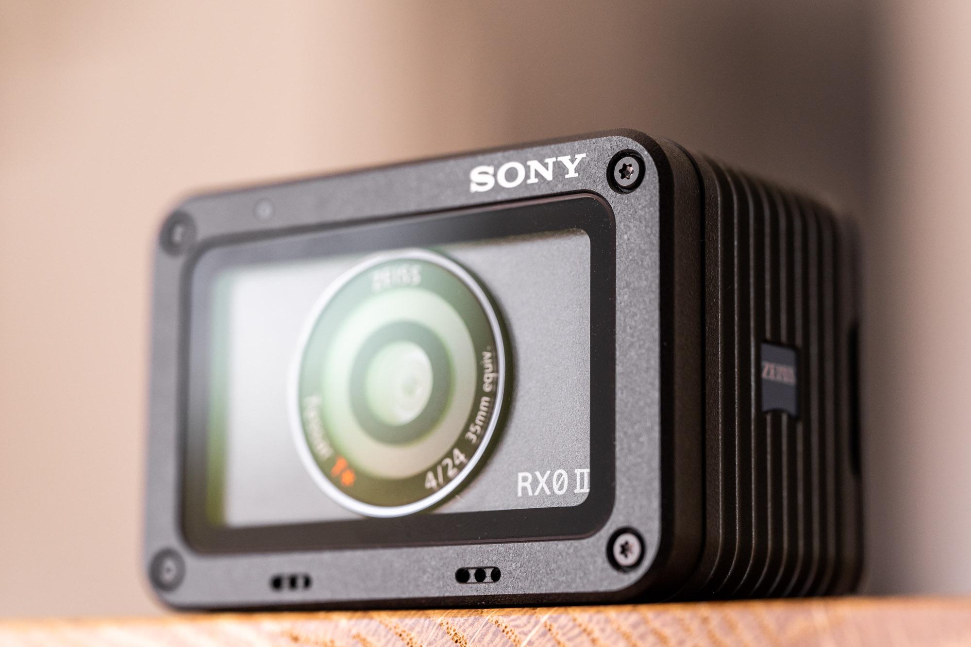 Sony RX0 II recenzja test opinia